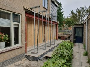 Project 12 - Doorbreken buitenmuur